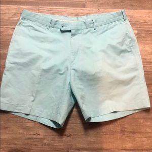 Peter Millar Baby Blue Golf Shorts ⛳️